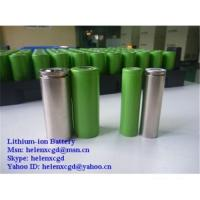 3.7v 3.5Ah CRN26650 cylindrical Lithium-ion Battery Manufactures