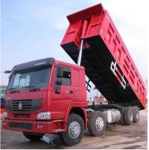 SINOTRUK HOWO 8x4 Dump Truck Manufactures