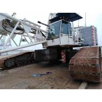 China 2015 Year 360 Tons Used Crawler Crane Terex Powerlift 8000 Made In China for sale