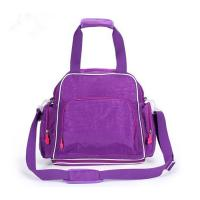 Purple Washable Diaper Bag Essentials TPDB007 For Small Baby and Girls Manufactures