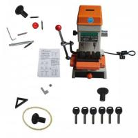 Key Cutting Machine 368A Duplicated Machine Locksmith Tools Key 200W with horizontally moving the handle feed Manufactures