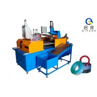 High Speed Wire Take Up Machine Automatic Coiling And Wrapping Machine Manufactures