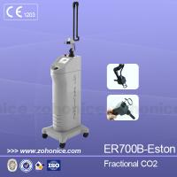 30W Fractional Co2 Laser Machine CE Medical With LCD Display For Pigment Removal Manufactures
