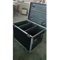 9 MM 6U 3 Partitions Flight Case For Cables ,  Aluminum Ata Flight Case Manufactures