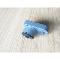 China D3323G37 Right Angle Gear Motor DC Brush Commutation For Warning Lights on sale