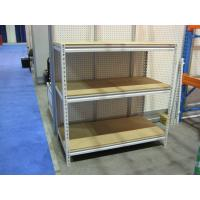 Powder Coated  Rust Proof Rivet Boltless Shelving for Light Duty Application Manufactures