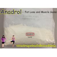 Gain Lean Muscle Body with Anadrol Oral Anabolic Steroids Fast And Safe 434-07-1 Manufactures