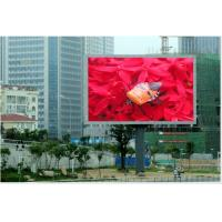 P16 Outdoor Full Color LED Display Billboard for Commercial Advertising Manufactures