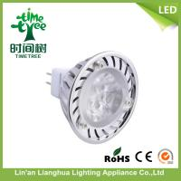 4W MR16 Mini LED Spotlight Bulb , 12V LED Ceiling Spot Light with ISO 9001 Manufactures