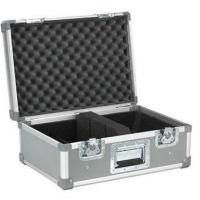 Aluminum Travel Case Silvery 10mm Plywood / Moving Head Light Case Manufactures
