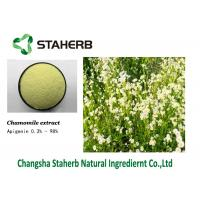Quality Apigenin Chamomile Antimicrobial Plant Extracts for sale