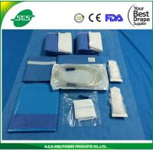 Dental Implanfield implantology kit - Dental implant drape packs Manufactures