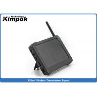 China Mini size 2.4Ghz FPV Monitor 5'' Wireless Ground Station Support 32GB Card on sale