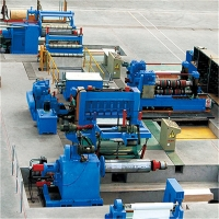 China CE 20m / Min Coil Cut To Length Line With Cutting Automatically on sale