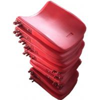 Auditorium Seats Portable Bleacher Chairs With Folding Backs Manufactures