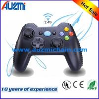 Android IOS gamepad game controller PS3 game controller bluetooth controller Manufactures