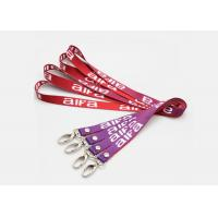 Fashionable Lanyard Neck Strap Length 100mm For Souvenir / Sports Event Manufactures