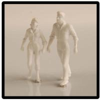 emulational scale figure Manufactures