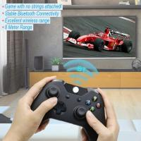 Wireless Bluetooth Smart Bracelet , PC Gamepad Joystick Controller For Xbox One Manufactures