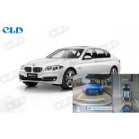 BMW5 Vehicle Parking Assistance System with 360 Degree Around, Bird View Parking System Manufactures
