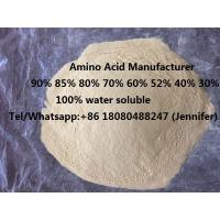 Amino Acids Based Organic Foliar Fertilizer for Plants and Crops Manufactures