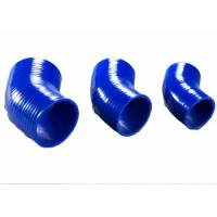 5 mm Custom Blue 45° Silicone Rubber Hose Elbow for Intercooler Connection Manufactures