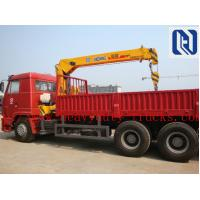 China XCMG NEW Q345 Material Side Lifter 3 Axles Semi Trailer Truck Lift / Carry 20ft 40ft Container on sale