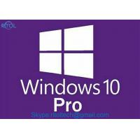 Quality Windows 10 Pro 64 Product Key Microsoft Windows 10 Pro License Key Code for sale
