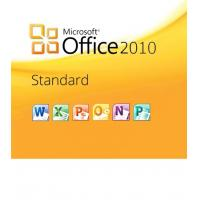 China Stable Office 2010 Standard Product Key , Microsoft Office 2010 Product Code on sale