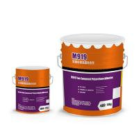 Two - Component Polyurethane Floor Tile Adhesive Economical And Practical Manufactures