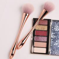 Cosmetic Professional Synthetic Makeup Brush CNAS With Brush Bottle Customized for sale