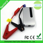 Fashionable 12V 12000mah emergency multi-function mini portable car jump starter with SOS warning lighting Manufactures