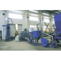 China 2000KG PET Bottle Crushing Recycling Line Machine, Plastic Washing Line on sale
