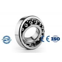 Double Row 1206 Self Aligning Ball Bearing Spare Parts Corrosion Resistant For Gear Motor ABEC-3 Manufactures