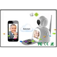 Wireless alarm remote controlled cameras , house intercom system wireless camera Manufactures