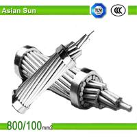 Buy cheap TUV/BS standard acsr 100mm2 acsr dog conductor price from wholesalers