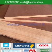 High payload Container Plywood Flooring for MSC Shipping Depots Manufactures