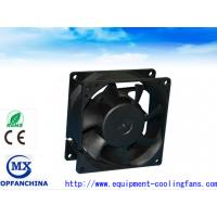 Ball Bearing Explosion Proof Exhaust Fan , 48 Volt DC Small Cooling Fan For Electronics