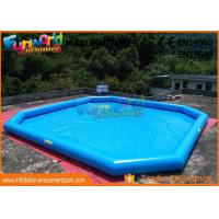 Buy cheap Puncture - Proof PVC Inflatable Water Pools / Home Yard Blow Up Swimming Pool from wholesalers