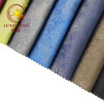 100 polyester glue embossed super soft velvet fabric for furniture Manufactures