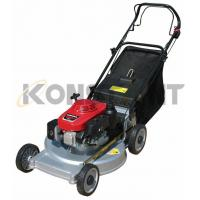 Quality Commercial Push Lawn Mowers for Garden , Honda Engine GX160 5.5 HP for sale