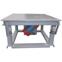 China Concrete Moulds Vibration Testing Mechanical Shaker Table on sale