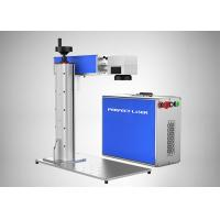 China Desktop Laser Engraving Machine Air Cooling 600W Max Power Consumption For Metal on sale