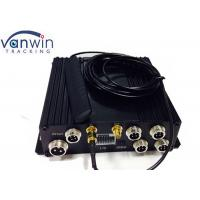 4 Channel CCTV DVR for Vehicle Security Solution with GPS tracking 3G live video Wifi Manufactures