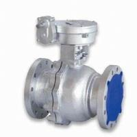 China Stainless Steel Floating Ball Valve For High Temperature 150lbs~2500lbs on sale