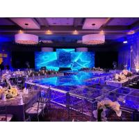 3.9mm 10X12ft Stage LED Screen Super Light Rental LED Screens for Fashion Show Manufactures