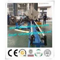 Spiral Duct Making Machine , Orbital Tube Welding Machine And Spiral Duct Forming Line for sale
