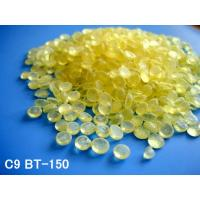 Slightly Yellow Aromatic Resins C9 Hydrocarbon Resin BP- 150 For Printing Ink Manufactures