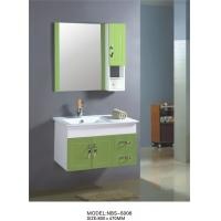 80 X47/cm PVC bathroom cabinet / wall cabinet / hung cabinet / white color for bathroom Manufactures