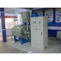 WPC Decking Heating Cooling Mixer, Auto Pneumatic PVC High Speed Mixers Manufactures
